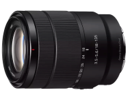 JUST ANNOUNCED: Sony E-mount 18-135mm F3.5-5.6
