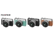Fujifilm Introduces the Stylish New X-A7