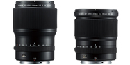 Fujifilm announce two new lenses for the GFX
