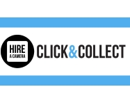 Hireacamera Click & Collect is Returning!