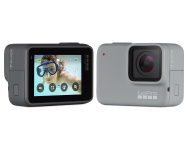 JUST ANNOUNCED: GoPro release the HERO7 Silver and HERO7 White to accompany the new HERO7 Black