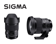 NOW IN STOCK: The Sigma 105mm F1.4 DG HSM | Art & 20mm F1.4 DG HSM | Art in Sony E mount!