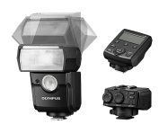 NEWS: New weather-sealed flash system strengthens Olympus' line-up for professional photographers