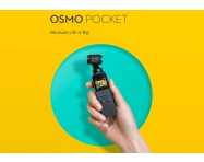 JUST ANNOUNCED: The DJI OSMO Pocket
