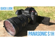 VIDEO: Panasonic S1H 6K Camera – Quick Look