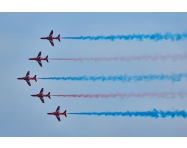 CUSTOMER CASE STUDY: The Red Arrows Perform at Armed Forces Day 2019