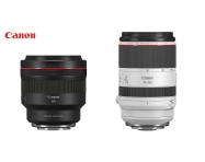 NEWS: Canon Launches Two New RF Lenses