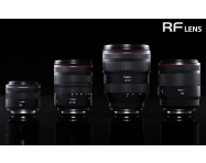 JUST ANNOUNCED: Four new RF lenses for the New EOS R full-frame Mirrorless Camera
