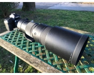 NOW IN STOCK: Sigma 500mm F4 DG HSM OS Sport
