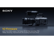 NEWS: Our Sony FX9 Cine Cameras Are Now Fully Loaded and Ready to go!