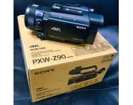 Now in stock & available for hire: The new Sony PXW-Z90