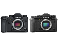 Fujifilm announce new firmware updates for the X-H1 and X-T2