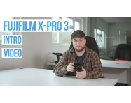 VIDEO: Fujifilm X-Pro3 – Declutter Your Photography