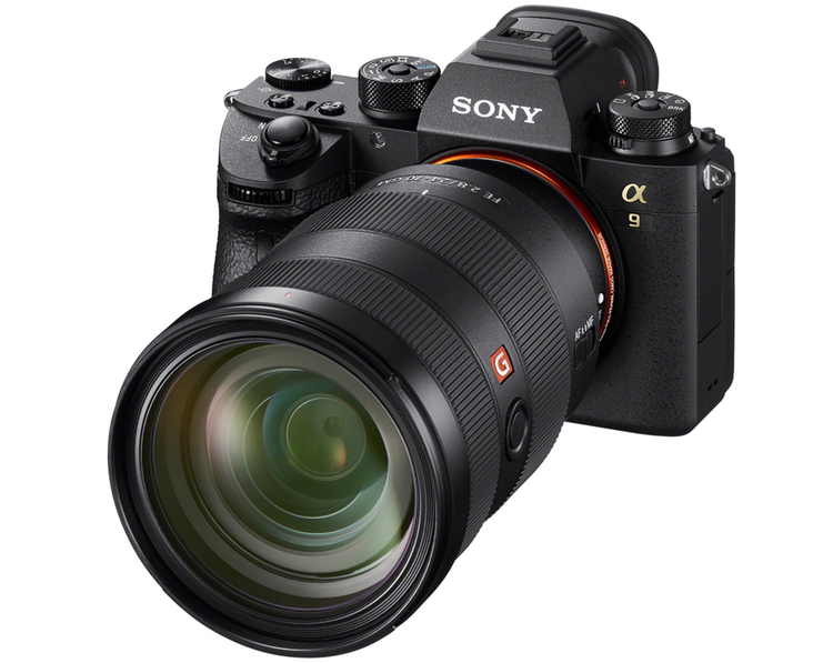 Sony A9 announced