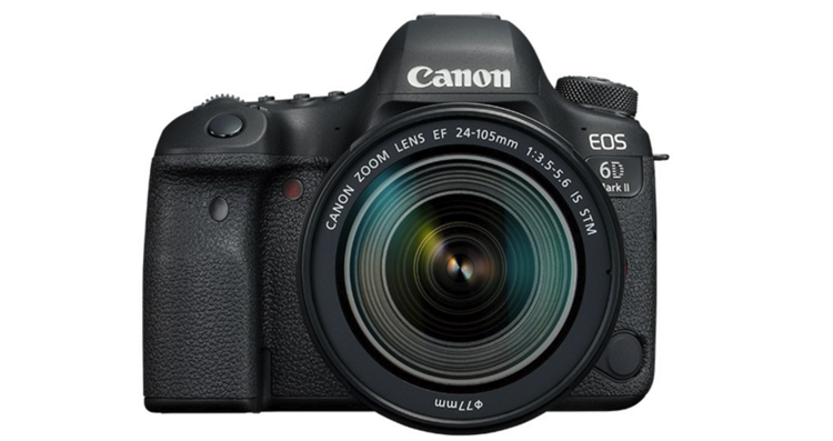 Canon announces 6D Mark II