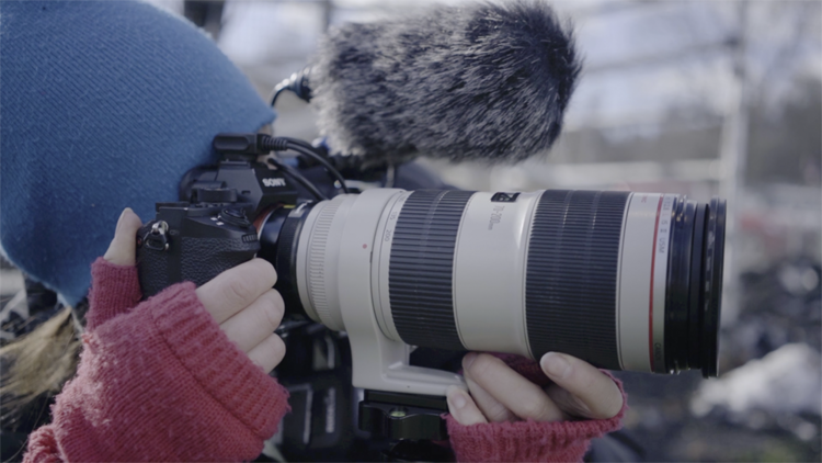Video review: Canon 70-200mm f2.8L IS II