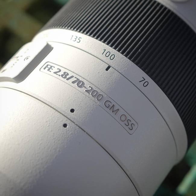Sony FE 70-200mm f/2.8 GM OSS lens finally in stock!