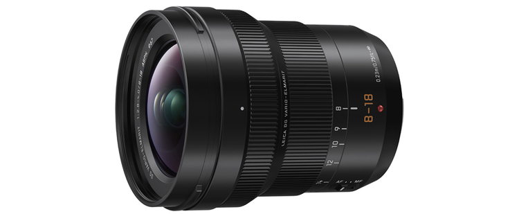 Panasonic introduce new wide-angle zoom lens