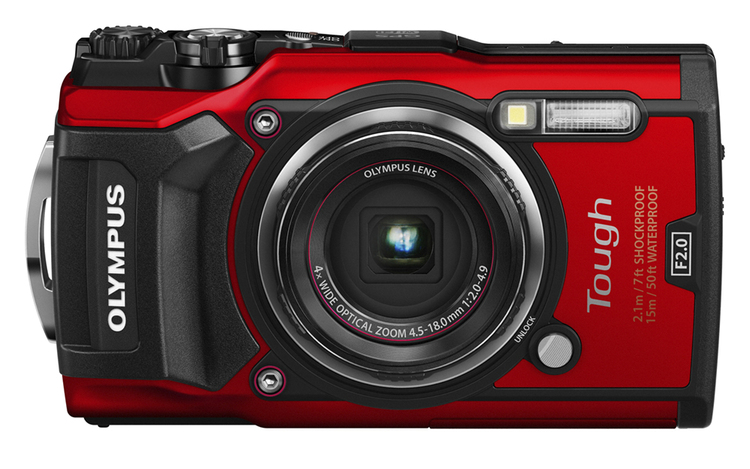 Olympus announces new Tough TG-5 compact camera