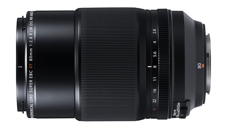 Fujifilm XF lens line-up expands with a new XF80mm macro