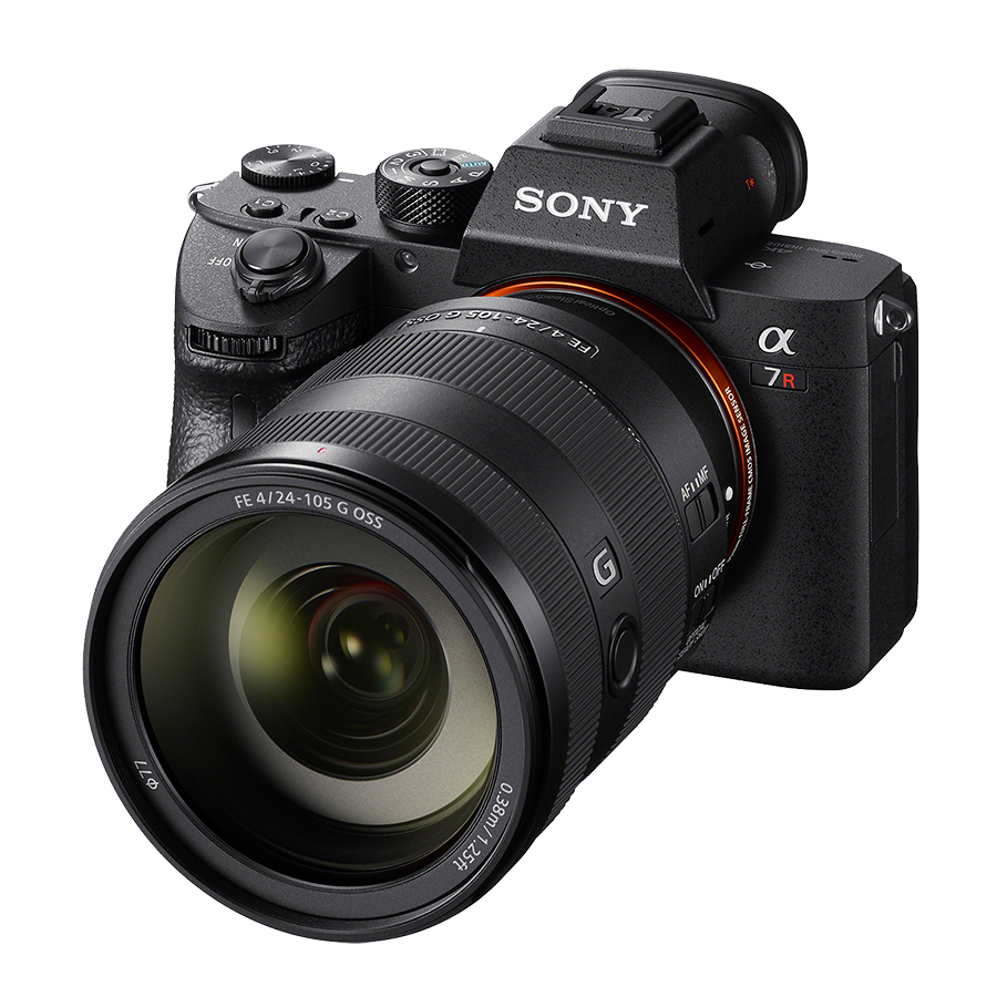Just Announced: The New Sony A7R III and Two New Lenses