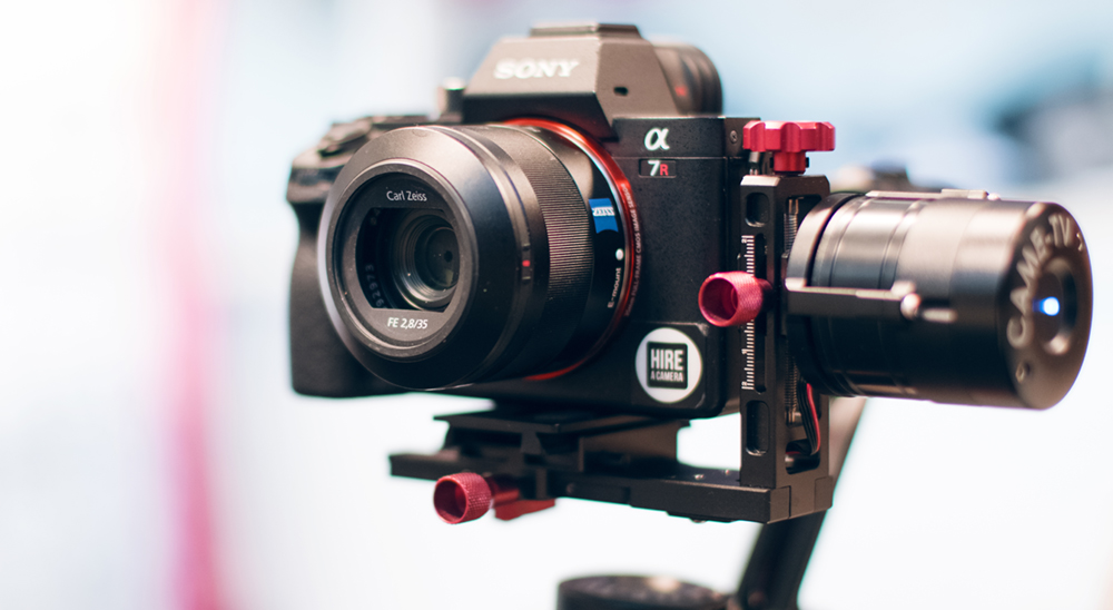Shooting video with the Sony A7R II
