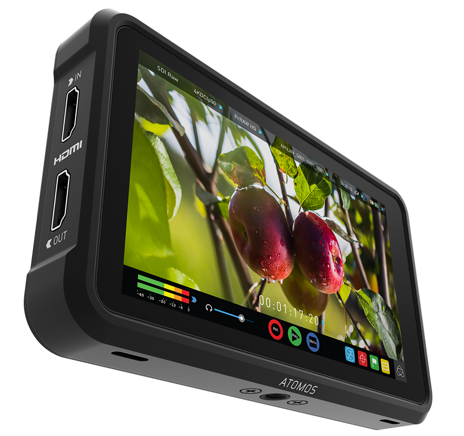 JUST ANNOUNCED: Atomos introduces Ninja V - a stealthy 5.2