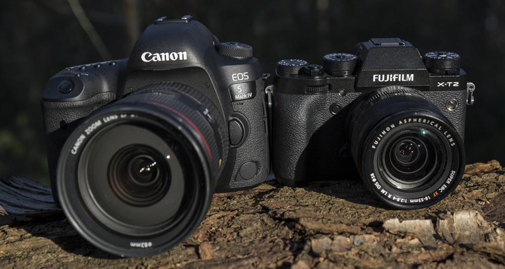 😝 Fuji xt2 vs xt3 image quality | The Shooting Menus (IMAGE
