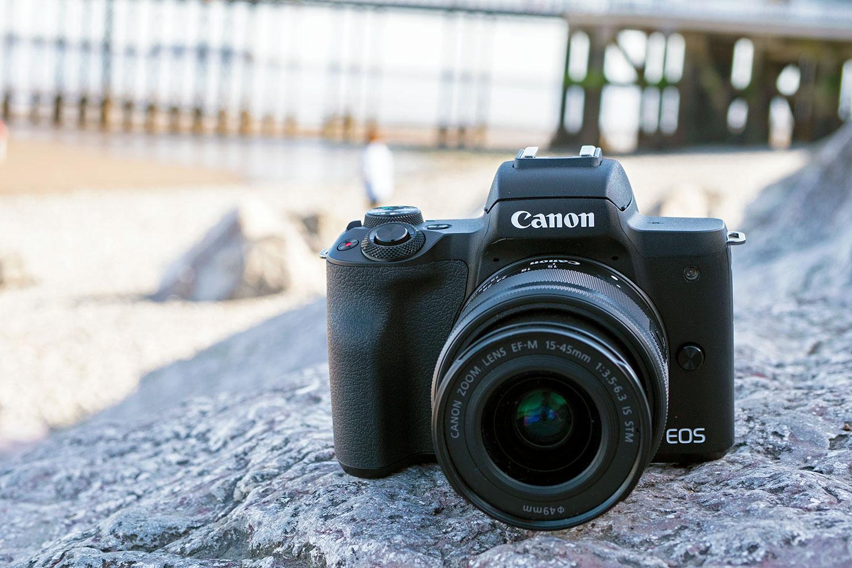Canon EOS M50 review - Hireacamera