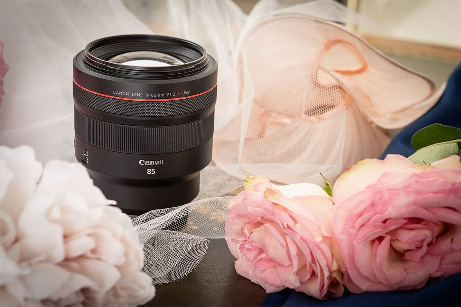 NEWS: Canon Announces RF 85MM F1.2L USM BR