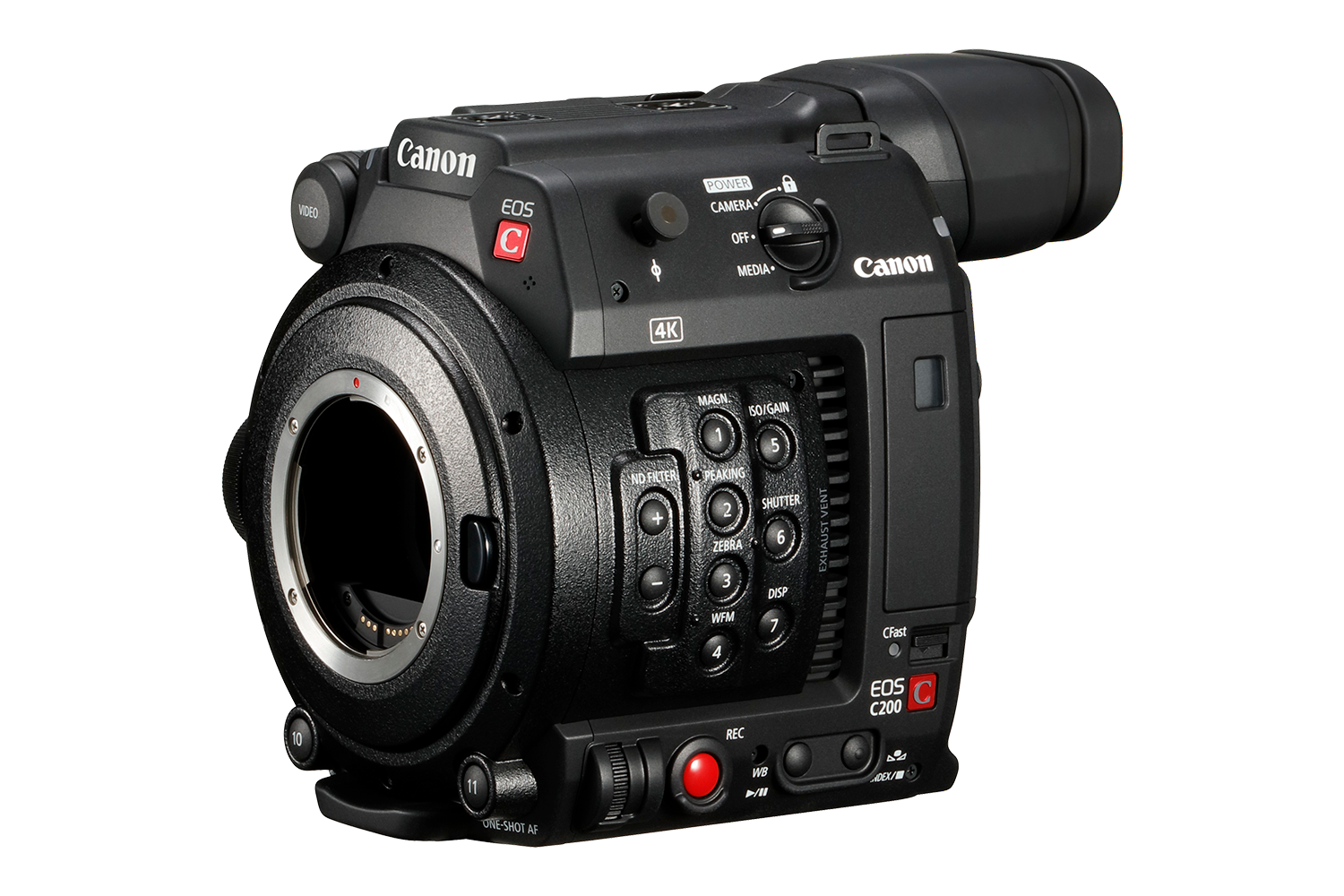 VIDEO: We discuss the new Canon C200 with David Newton at IBC 2017
