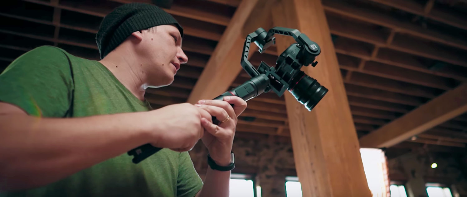 NOW IN STOCK: The Zhiyun Tech Crane 2 Gimbal, Sample Footage