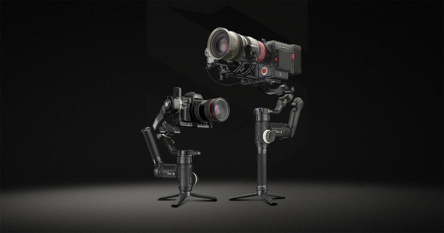 NEWS: Zhiyun Announces CRANE 3S