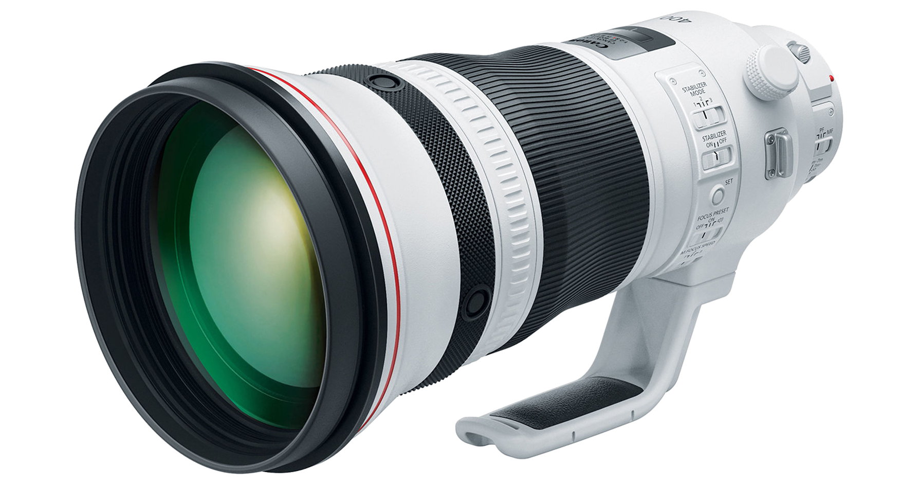 NOW IN STOCK: The Canon EF 400mm f/2.8L IS III