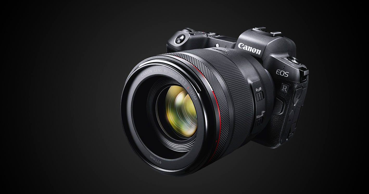 NEWS: Canon EOS R Now Added to Our OEM Range