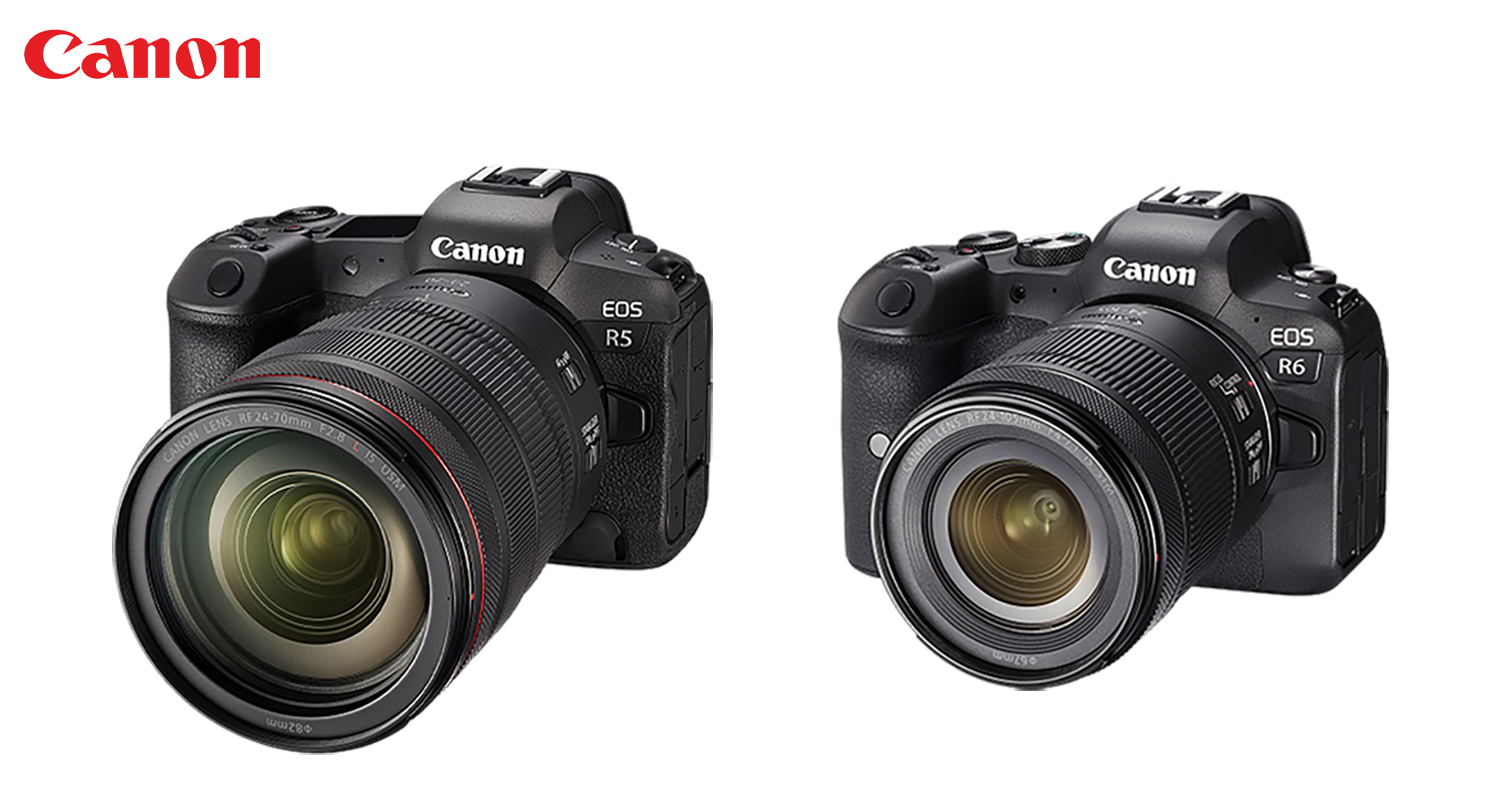 JUST ANNOUNCED:  Canon Officially Unveils EOS R5 and EOS R6