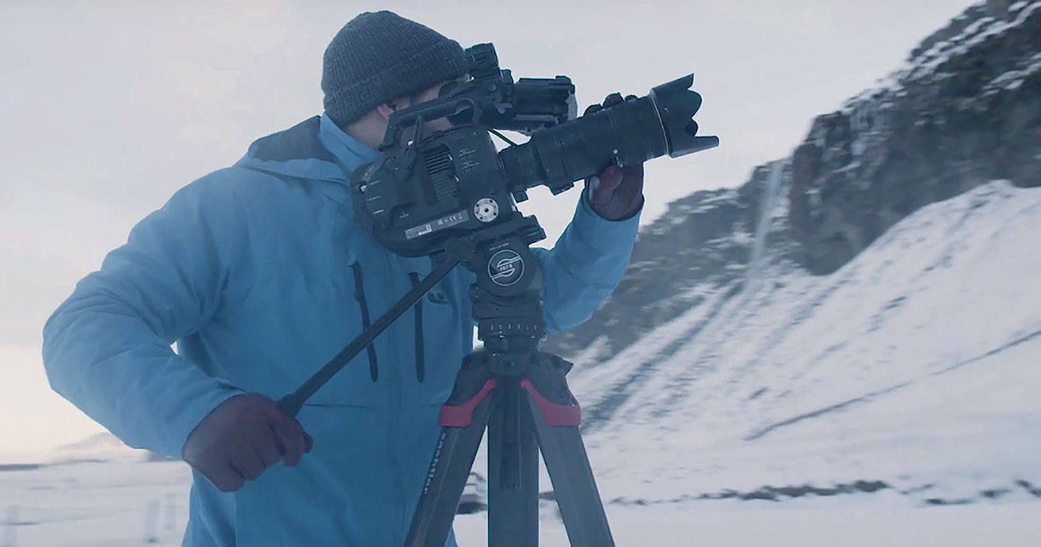 VIDEO: Revolutionise the way you work with the world's fastest tripod legs