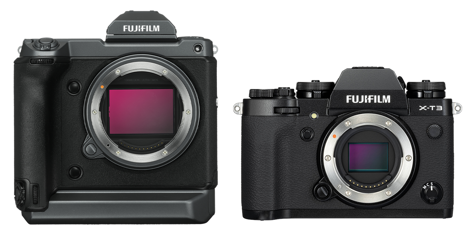 NEWS: Two of Fujifilm Mirrorless Digital Cameras Win at the EISA Awards 2019