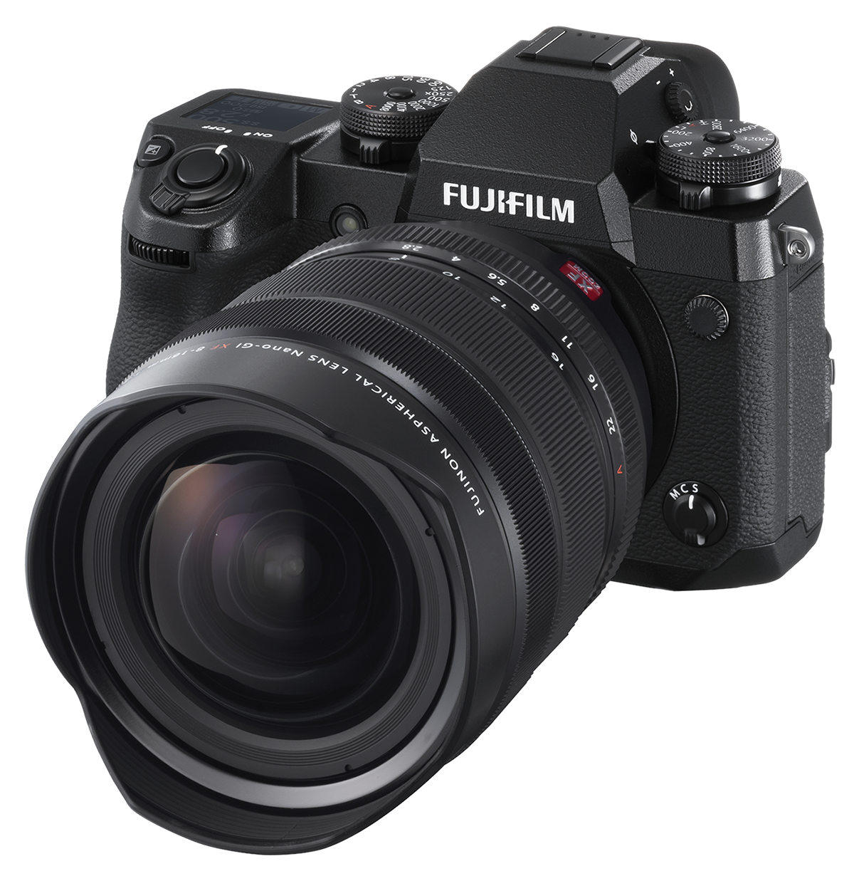 JUST ANNOUNCED: The FUJINON XF 8-16mm F2.8 R LM WR