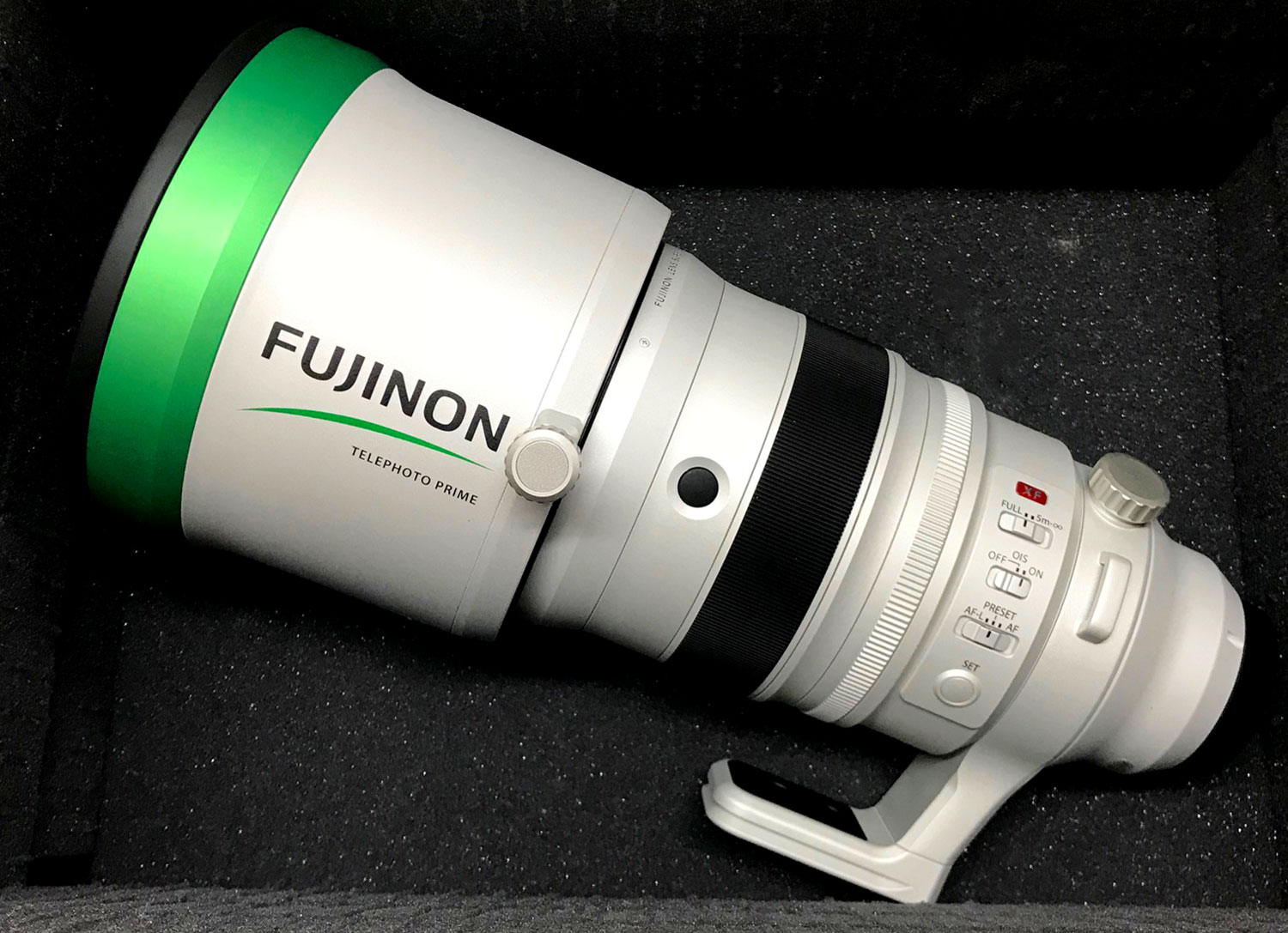 NOW IN STOCK: The Fujifilm XF200mmF2 R LM OIS WR