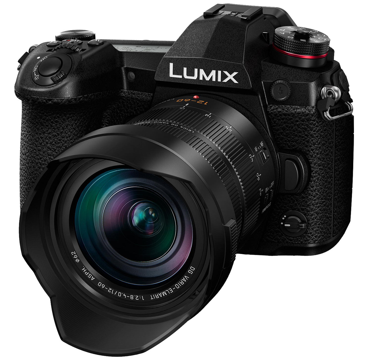 NOW IN STOCK! The Panasonic G9