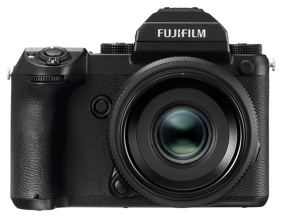 How does the Fujifilm GFX 50S compare to other medium format cameras