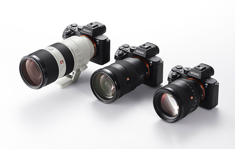 Sony's New G Master Lenses explained