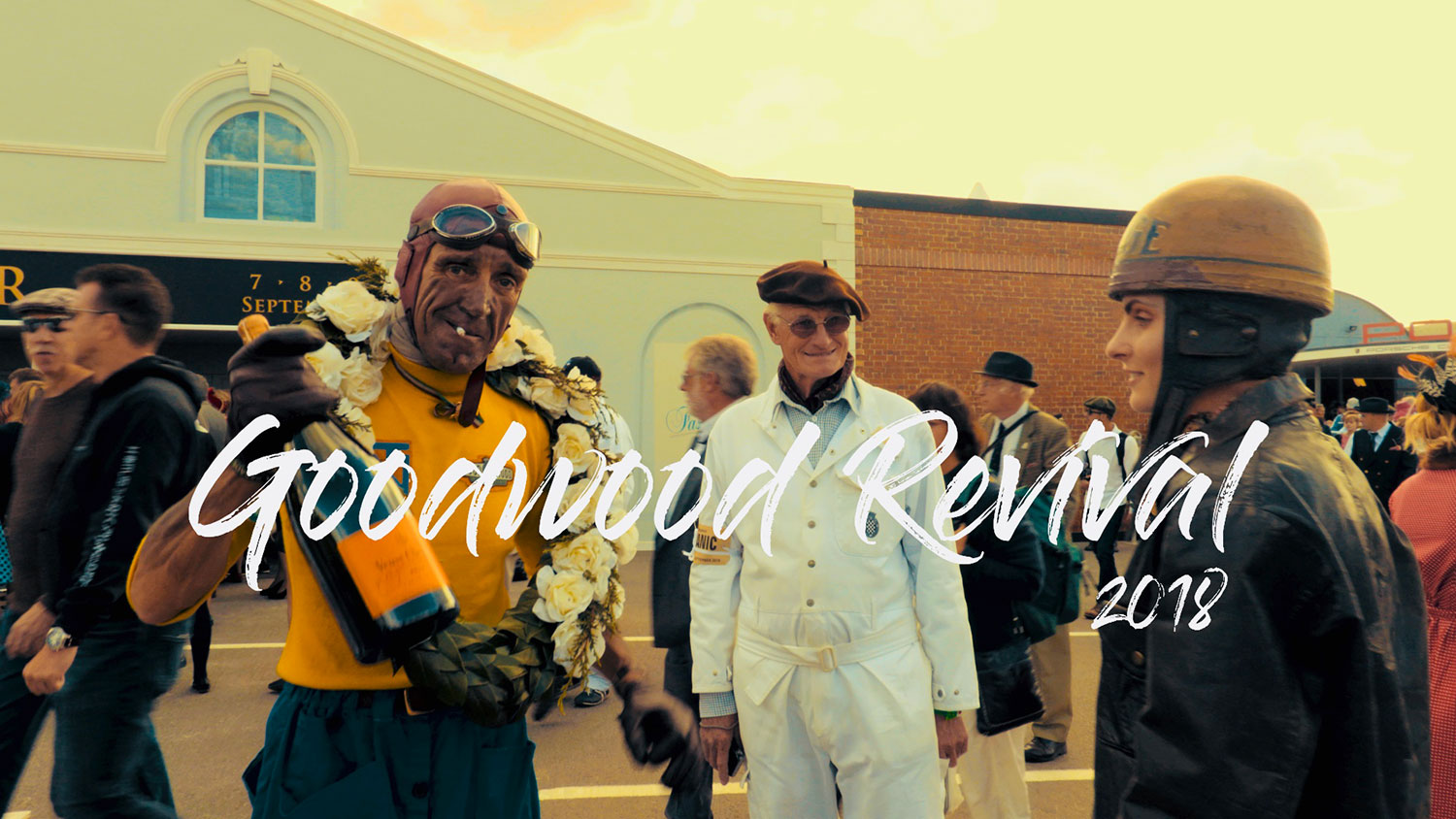 CUSTOMER CASE STUDY: Shooting Goodwood Revival with the Canon XC10 & DJI Ronin-S