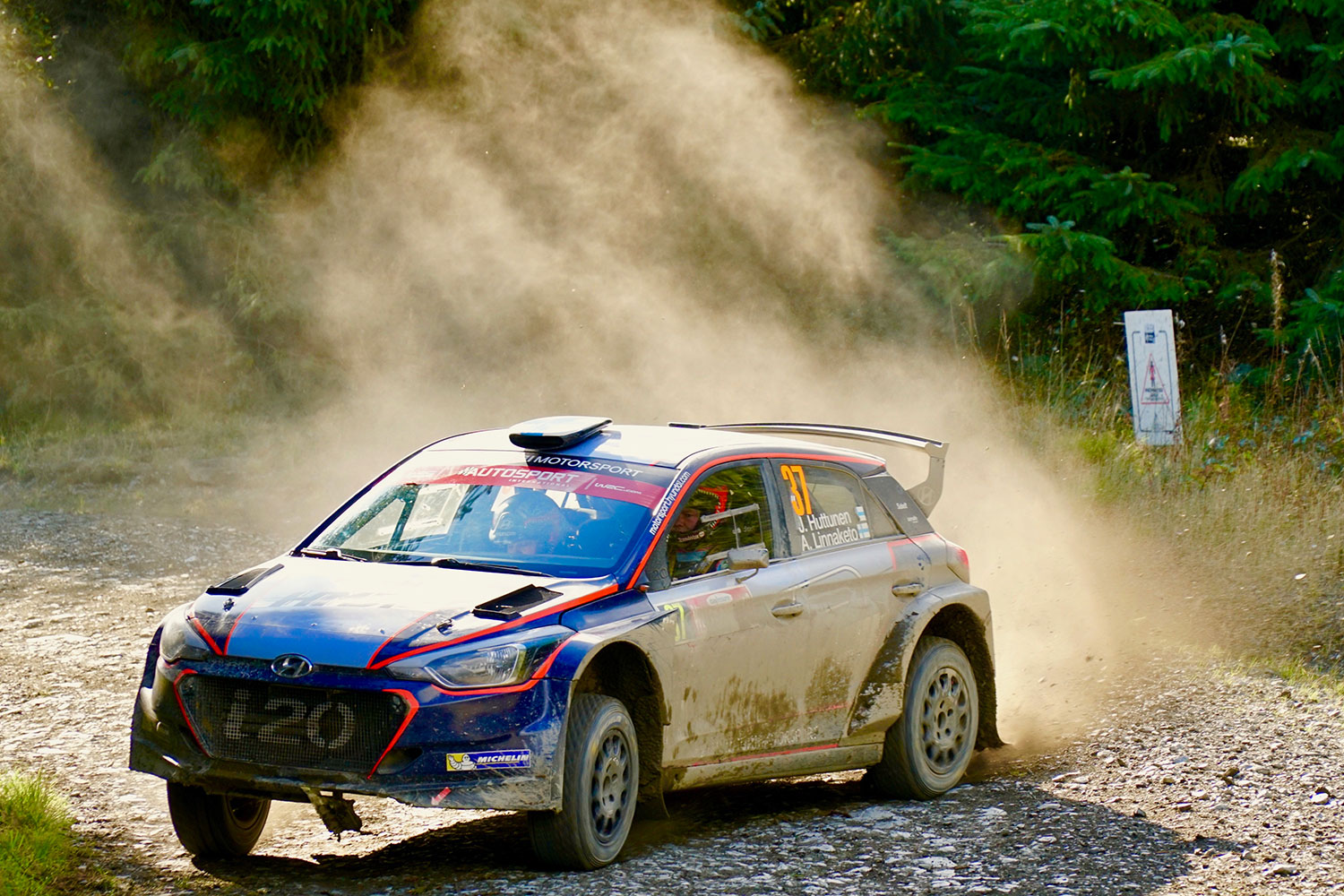 CUSTOMER CASE STUDY: Filming the World Rally Championship with the Sony a6300 and G Master 100-400mm F4.5-5.6 OSS