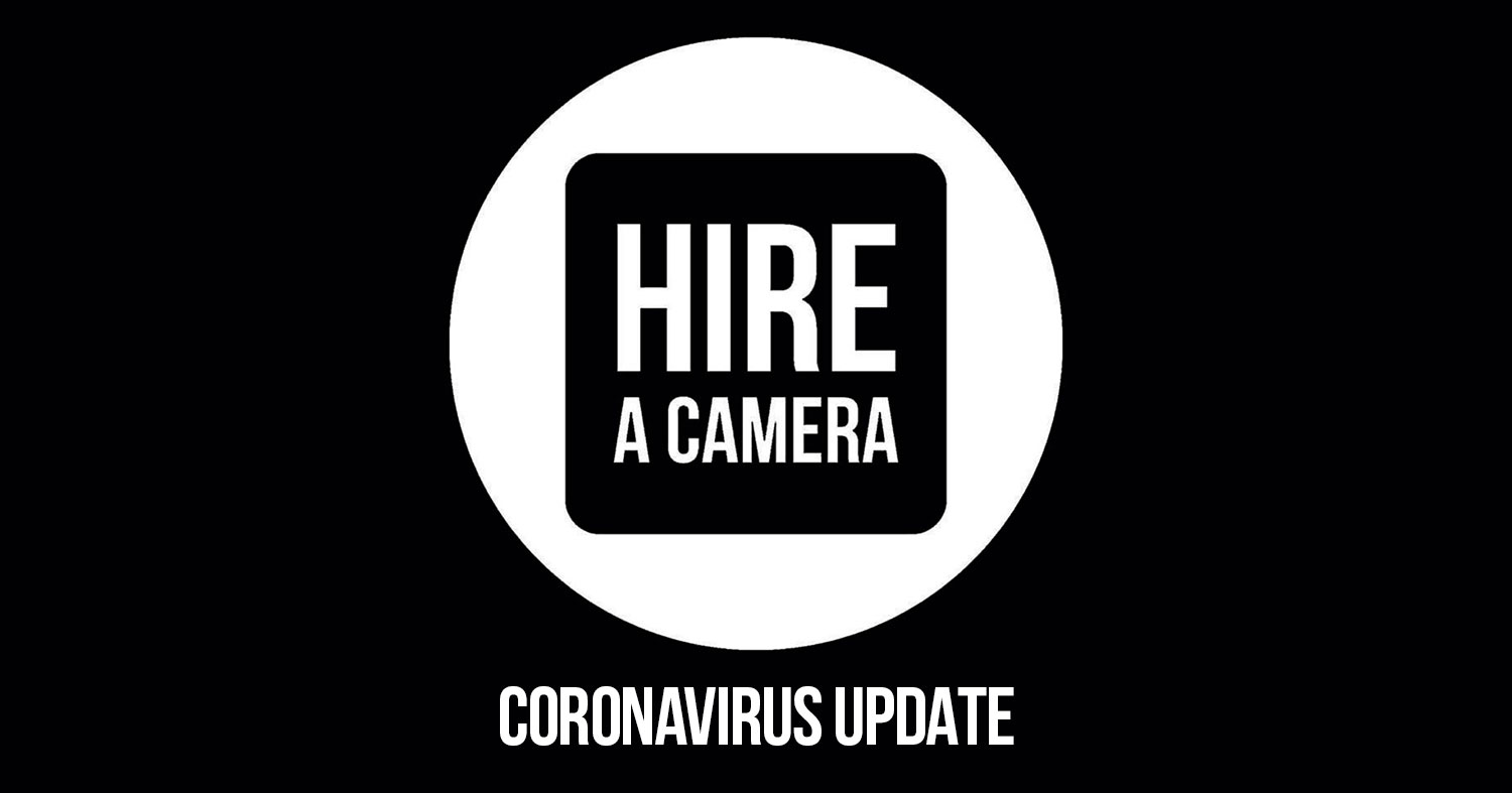 Business as Usual – an Update from Hireacamera