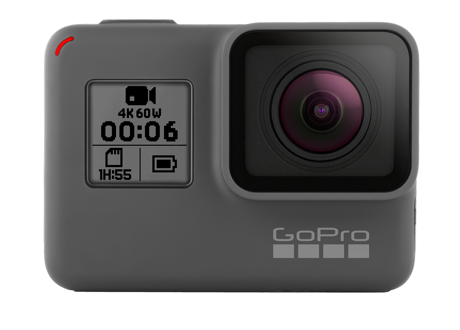 GoPro Debuts Hero6 Black and Fusion