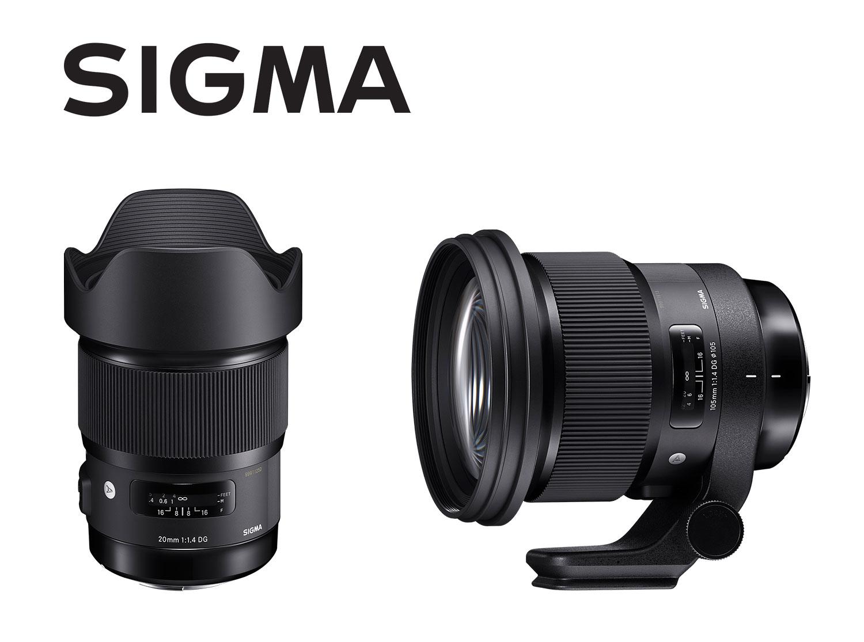Sigma 20mm & 105mm Art Samples