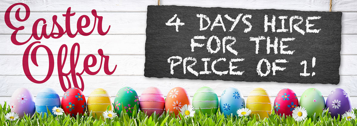 Hireacamera Easter Mega Offer 2018!