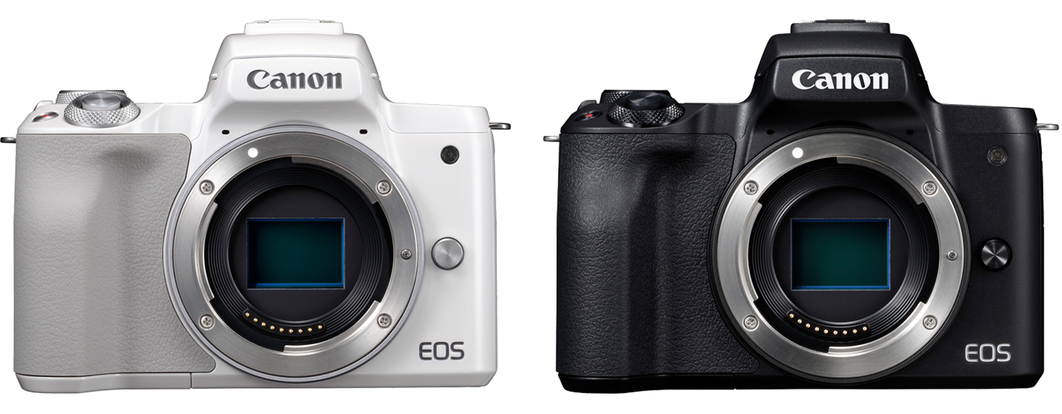 Canon EOS M50 mirrorless camera just announced